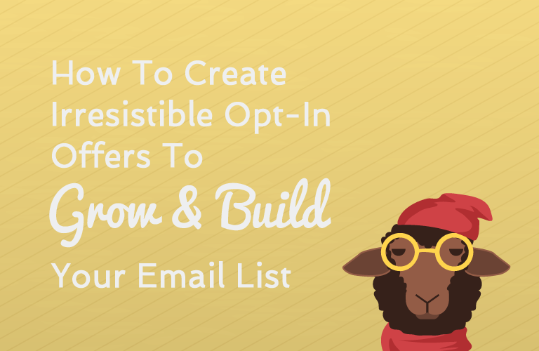 How To Create Irresistible Opt-In Offers To Build and Grow Your Email List - Undullify Blog