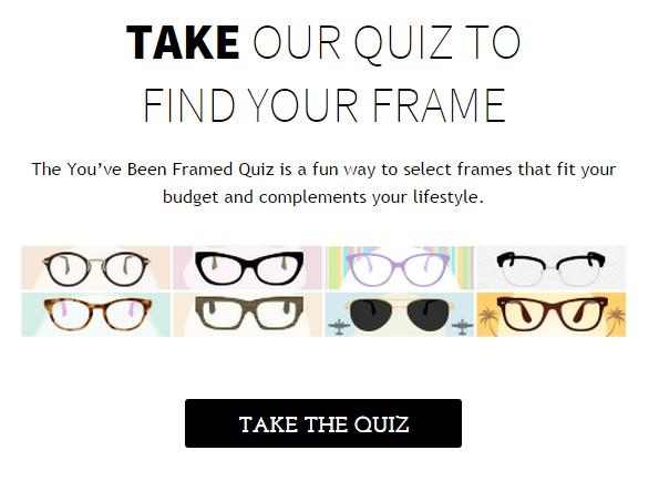 zenni optical quiz