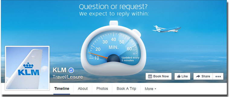 KLM-Facebook-Cover-Photo-Keep-Fans-Updated