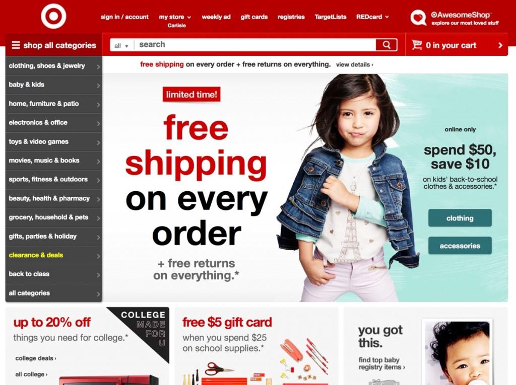 target-homepage
