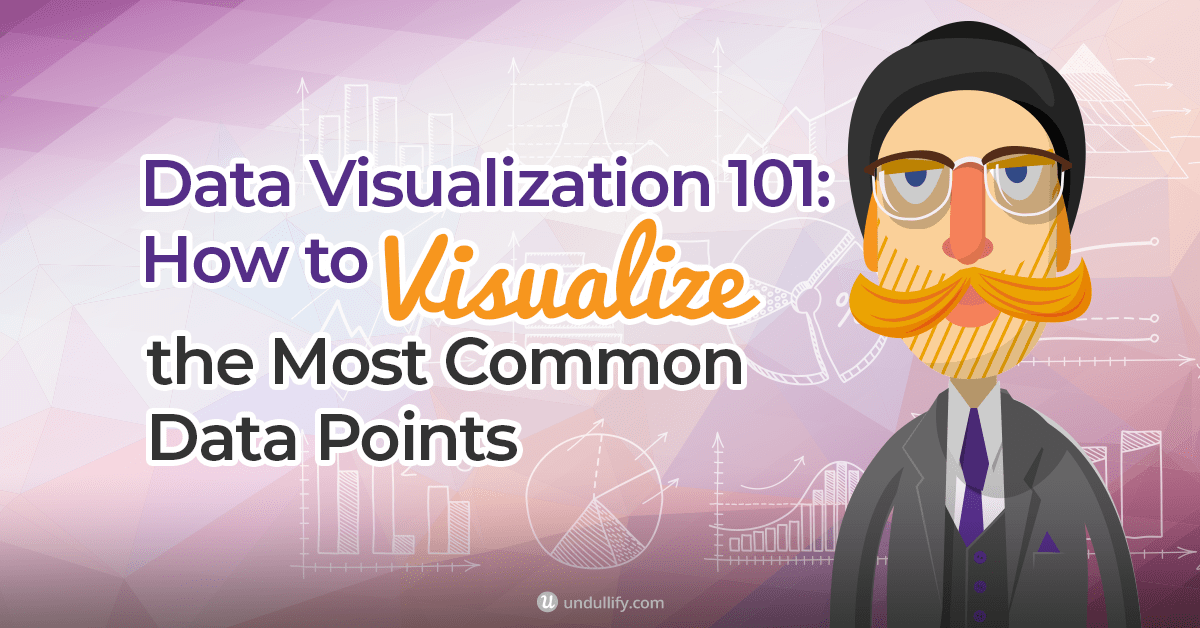 Data Visualization 101: How to Visualize the Most Common Simple Data Points