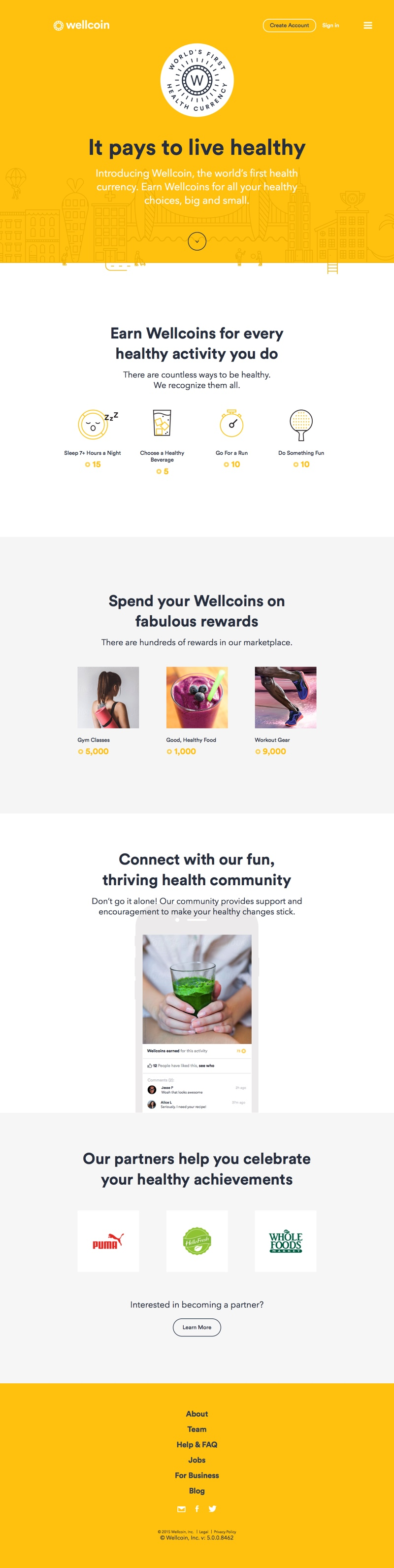 landing-page-wellcoin