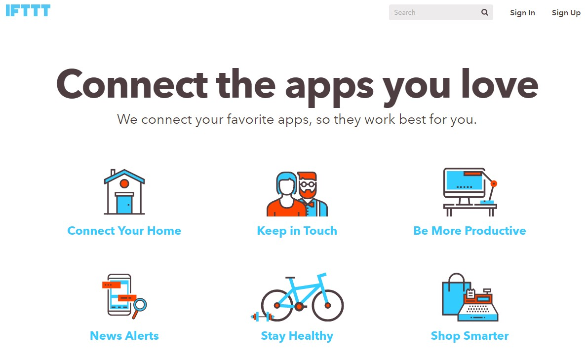 IFTTT makes automating your social media easier