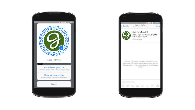 social-updates-facebook-messenger-code