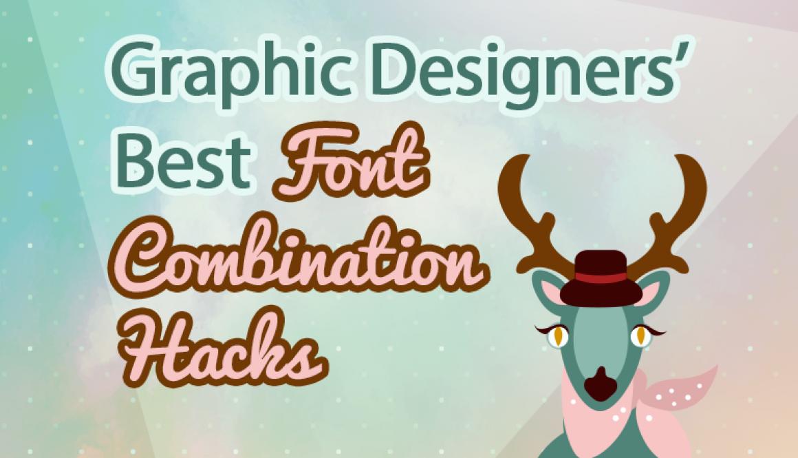 Graphic Designers' Best Font Combination Hacks