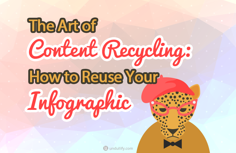 The Art of Content Recycling: How to Reuse Your Infographic