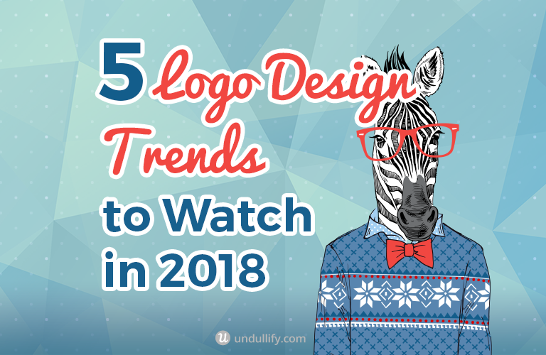 5 Logo Design Trends to Watch in 2018