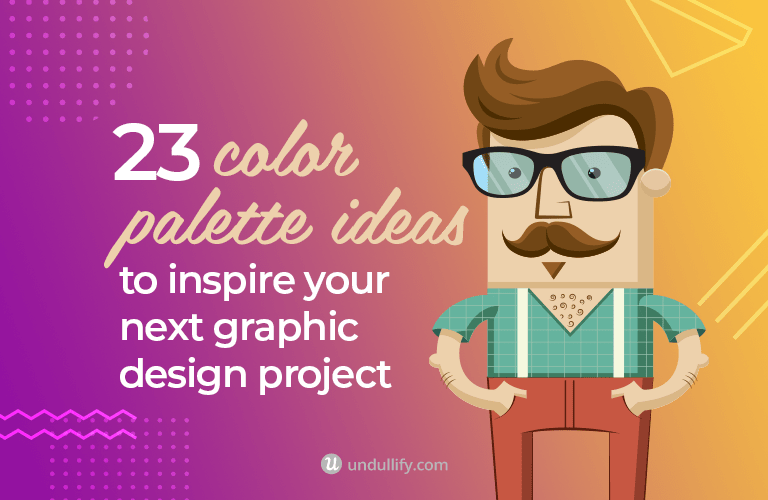 23 color palette ideas to inspire your next graphic design project